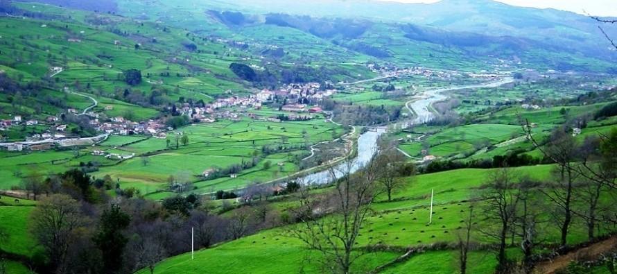 El Valle del Pas, travesía montañesa