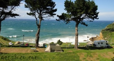 Camping de Pechón: un regalo de la naturaleza