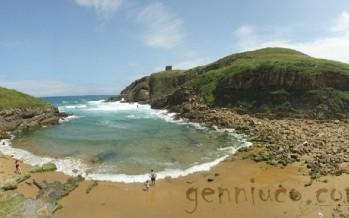 La Playa y Ermita de Santa Justa en Santillana del Mar
