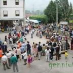 Mercado de otoño en la Plaza de Ontaneda