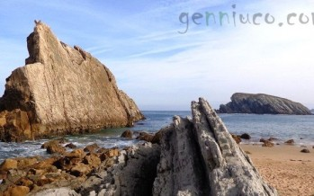 La Playa de la Arnía, una visita obligada