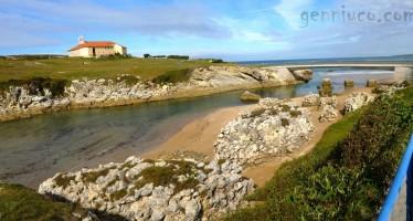 Un paseo por la costa desde La Virgen del Mar hasta La Maruca