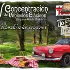 IV Concentración vehículos clásicos Parque de Alceda