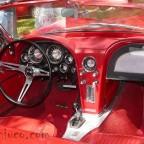 Interior Corvette
