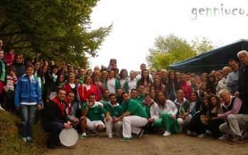 Cumpliendo la tradición, se celebro la Boñiguera 2013