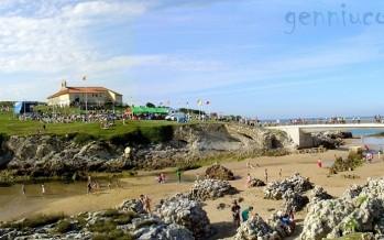 Festividad de la Virgen del Mar, patrona de Santander.