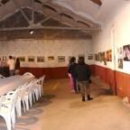 Exposición de cuadros