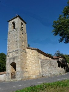 Iglesia de Resconorio