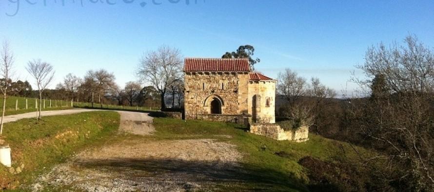 La Ermita de San Miguel y el Monte Carceña