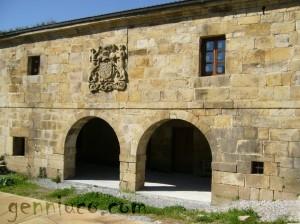Casa de Mora en Alceda