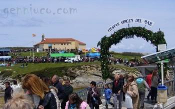 Fiesta de La Virgen del Mar 2013 en Santander
