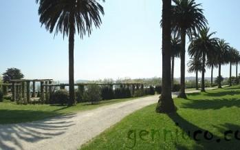 El Parque de Mataleñas, un orgullo para Santander