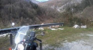 Excursión en moto a San Roque de Riomiera