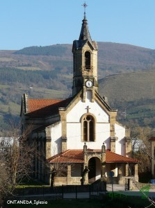 Iglesia de San Juan Bautista, Ontaneda