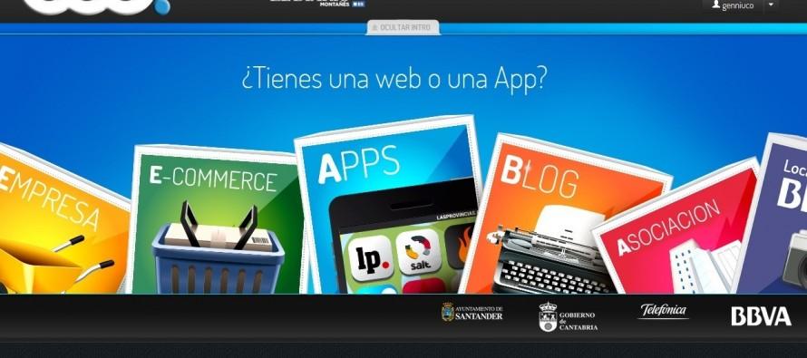 """Mascaritos.es Finalista en el certamen """"Premios Web Cantabria 2014"""""""