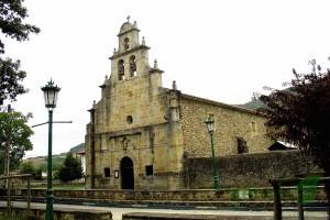 Ermita de EL CARMEN  en San Martin