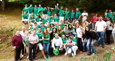 Una año más Ontaneda celebró la Boñiguera 2015