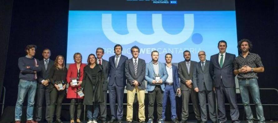 Genniuco.com queda segundo en la final Premios Web Cantabria 2015