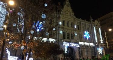 Santander se viste de gala para recibir la Navidad
