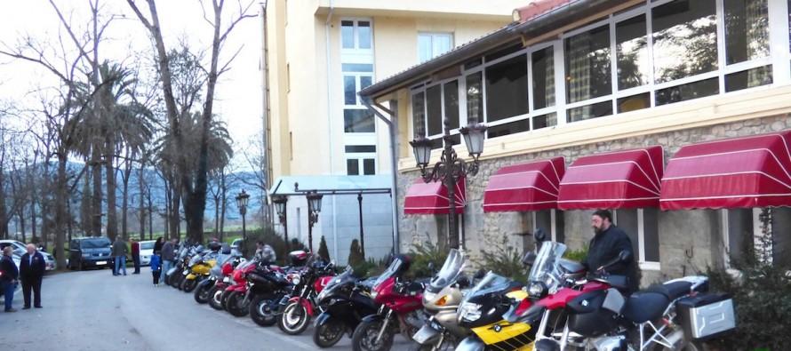 """VI Reunión """"Jabalinera"""" invernar de Motos en el Hotel-Balneario de Alceda"""