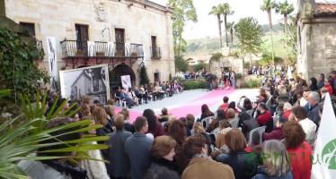 Gran fiesta de las flores en el Palacio de Mercadal