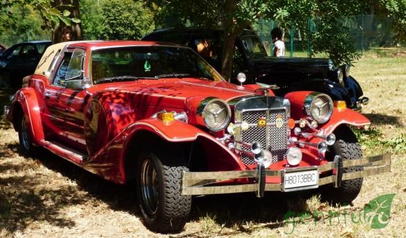 Concentración de vehículos clásicos 2016 en Alceda
