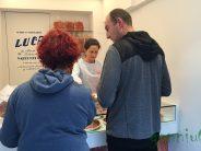 Sobaos y Quesadas Luca abre nueva tienda en Santander