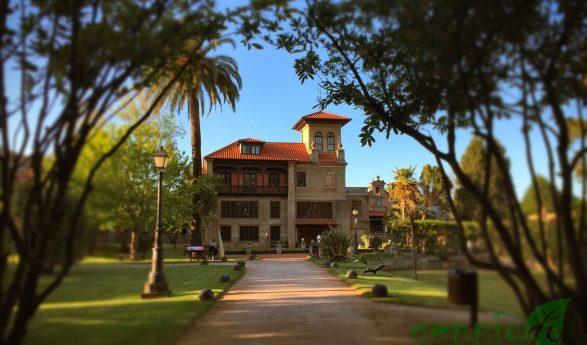 Jardín Botánico del Palacio de Albaicín en Noja