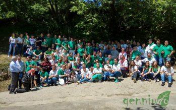 Un bonito día para que Ontaneda celebrase La Boñiguera 2018